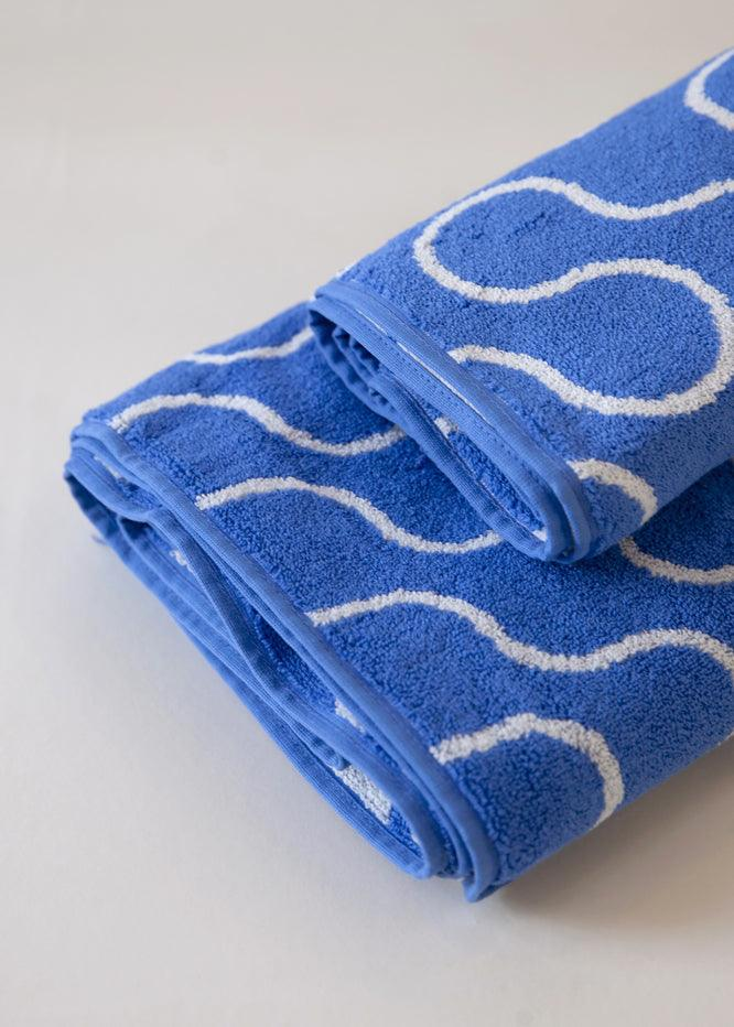 Arc Bath Towel - cara cara