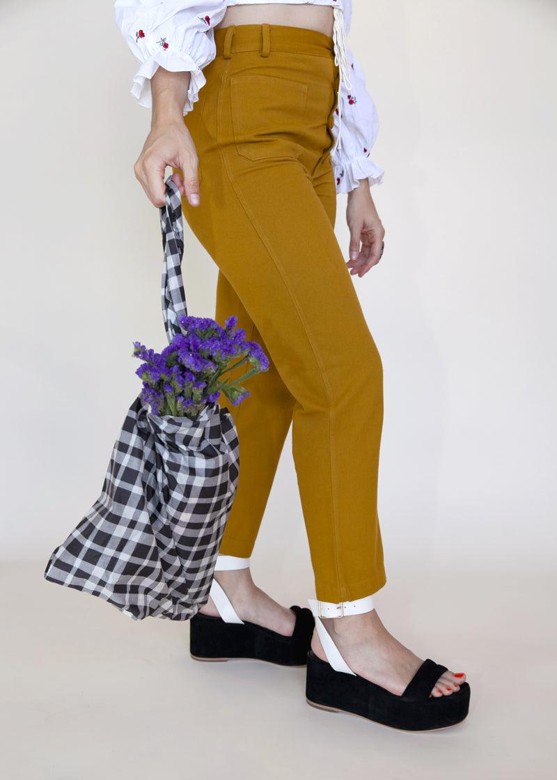 Eclipse Pants - Tan - cara cara