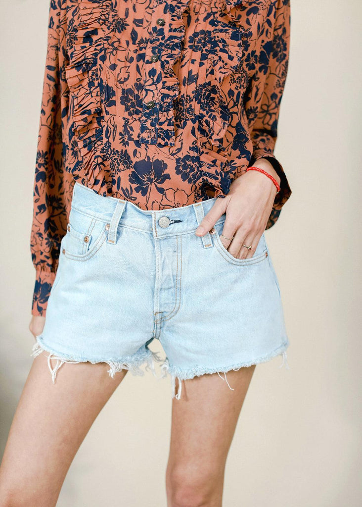 501 Short Vintage Authentic - cara cara