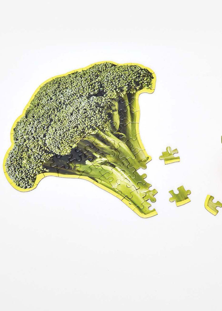 Little Puzzle Thing - Broccoli - cara cara