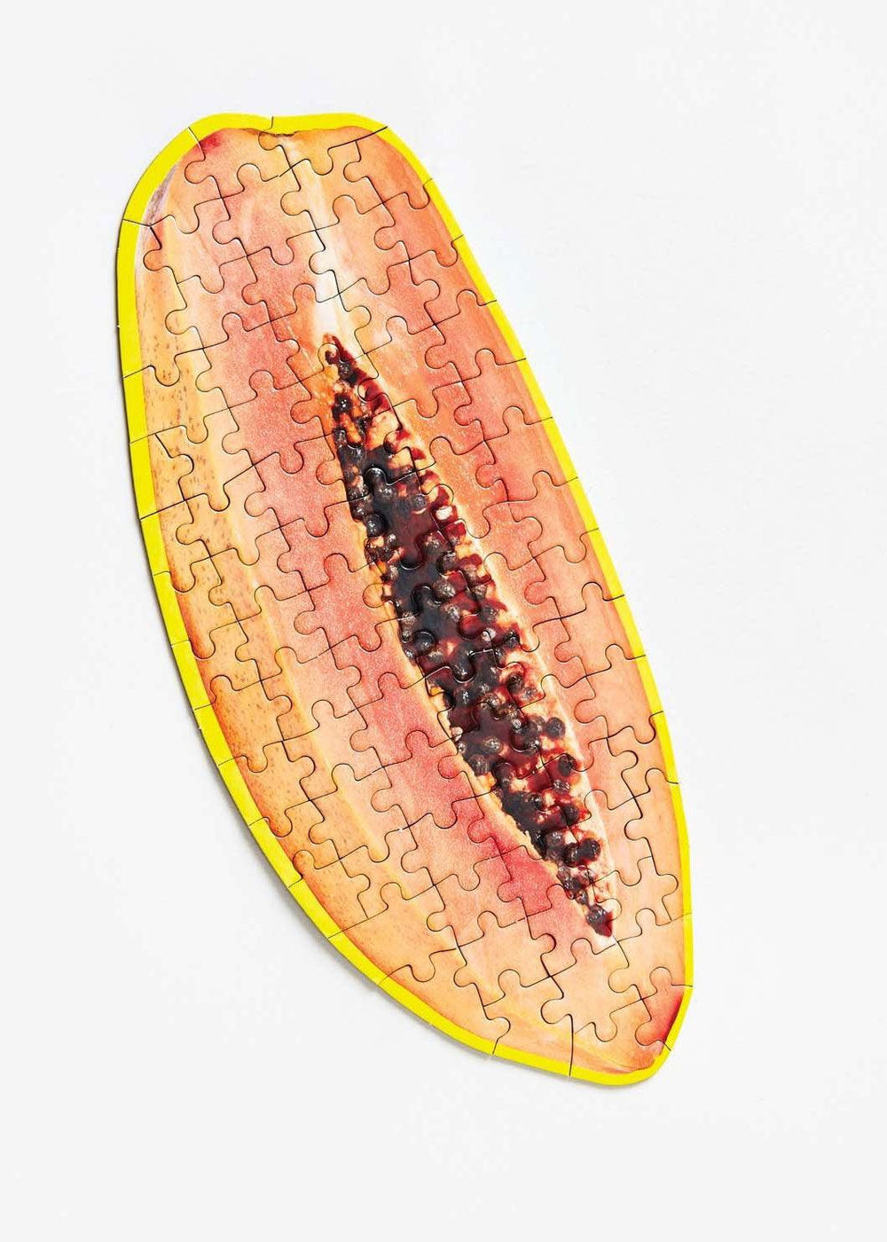 Little Puzzle Thing - Papaya - cara cara