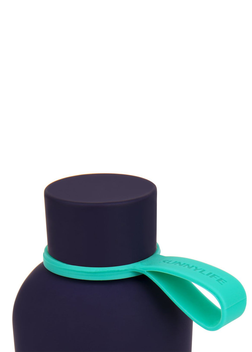 Water Flask Navy Blue - cara cara