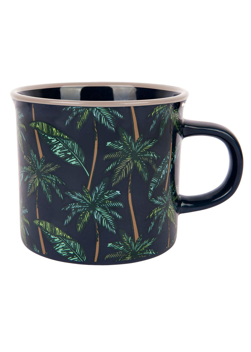 Mug + Cards Set - Palm Seeker