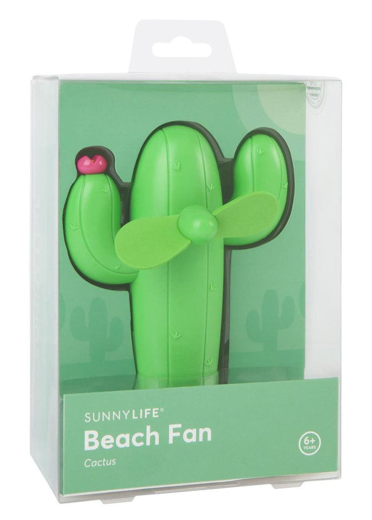 Cactus Beach Fan - cara cara