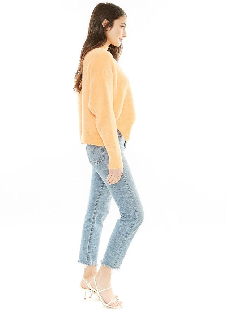 Noah Sweater - Bright Orange