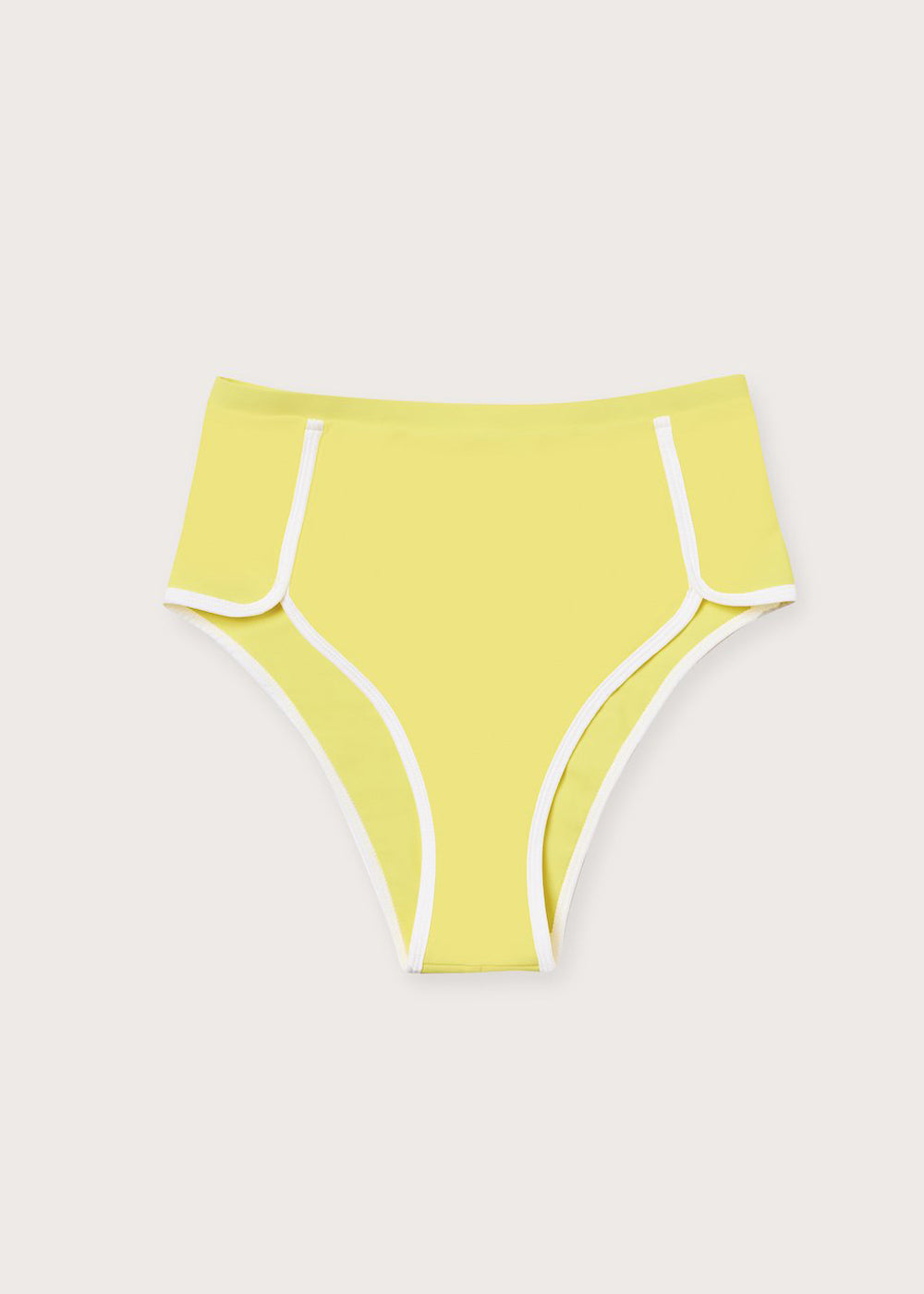 Surfrider Swim Bottom - Lemon - cara cara