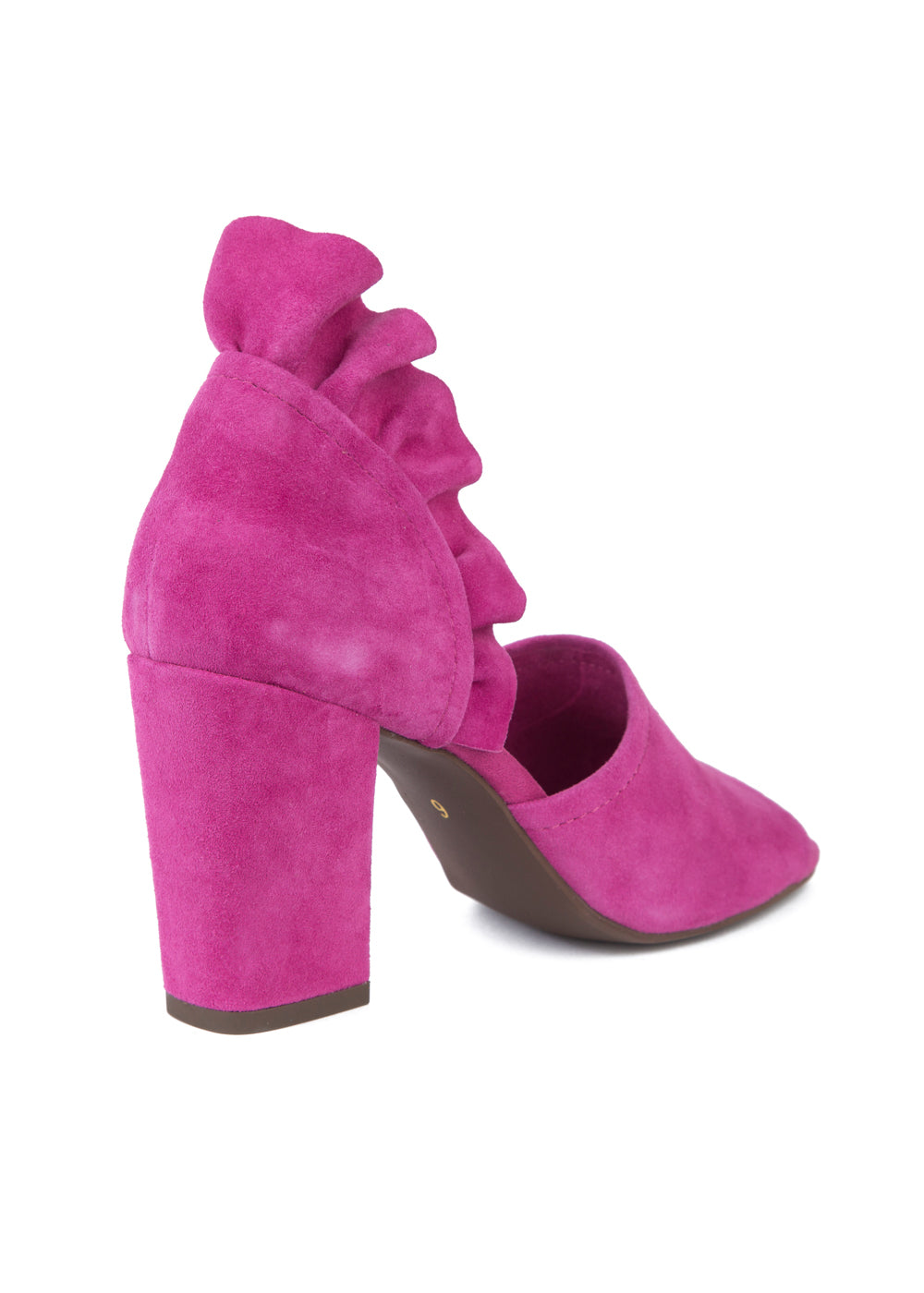 Tropical - Fuschia Suede - cara cara