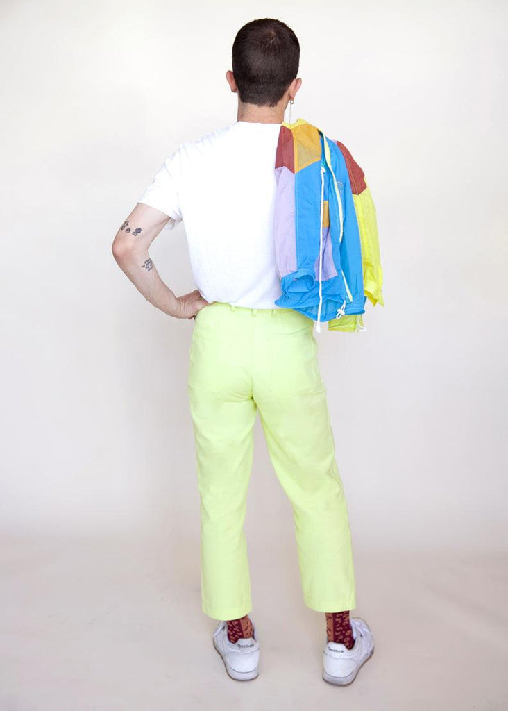 Eclipse Pants - Neon - cara cara