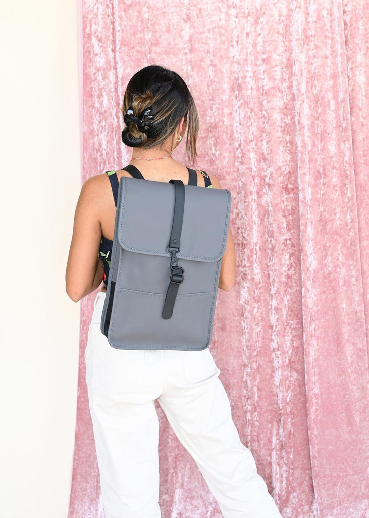 Backpack Mini - Charcoal