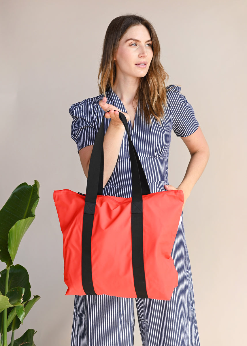 Tote Bag Rush - Red