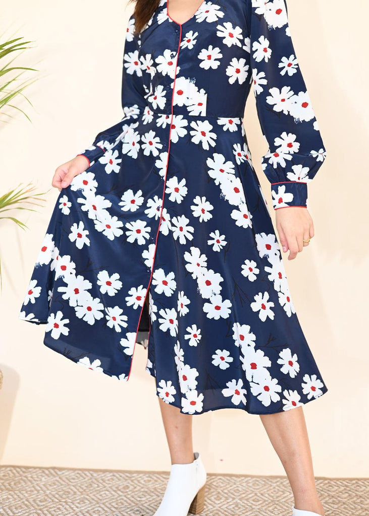 Hepburn Daisy Dress