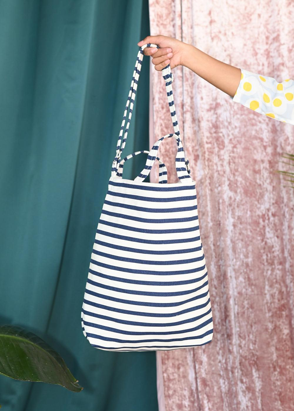 Duck Bag - Sailor Stripe