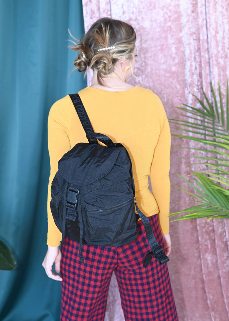 Small Sport Backpack - Black