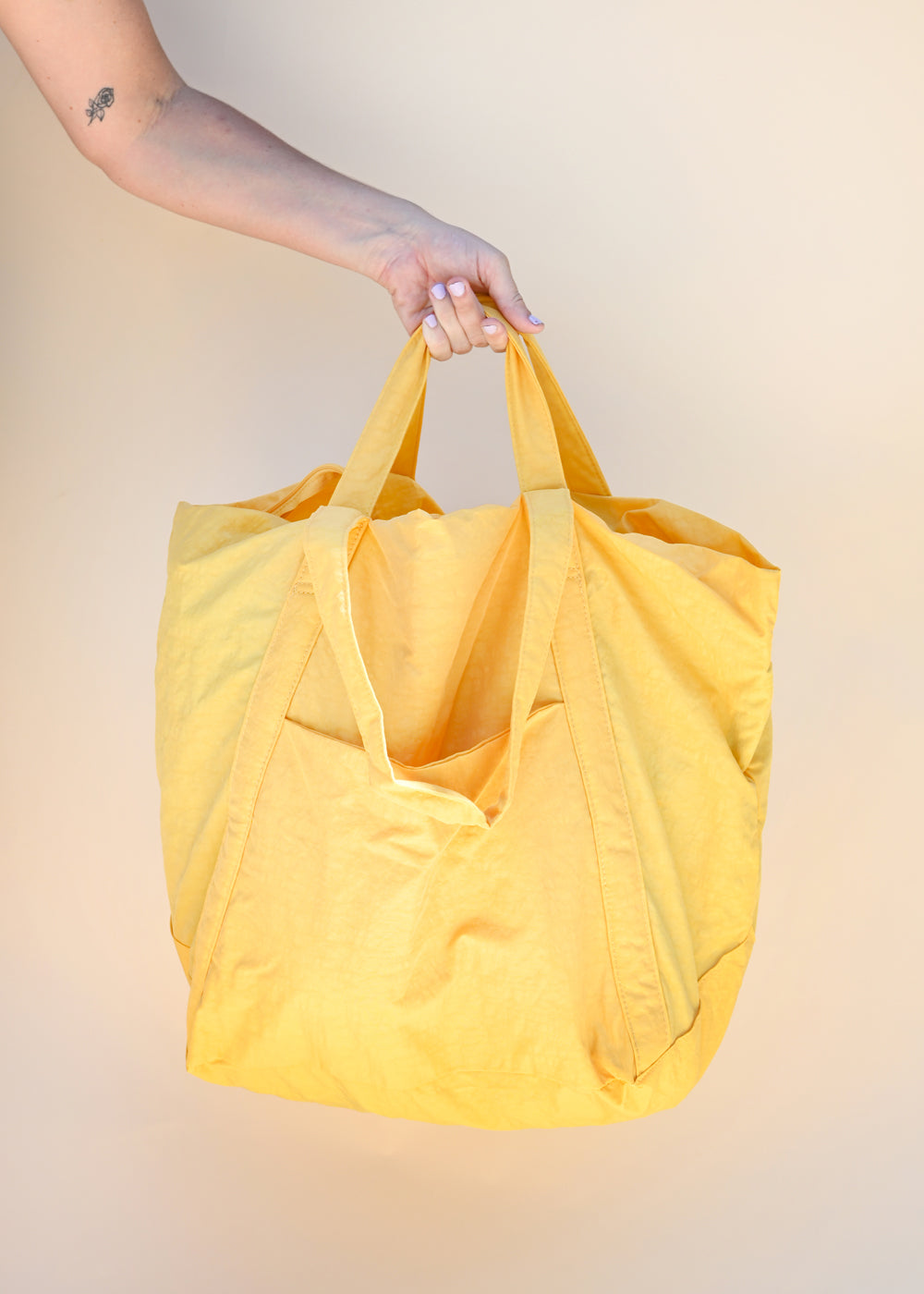 Travel Cloud Bag - Marigold - cara cara