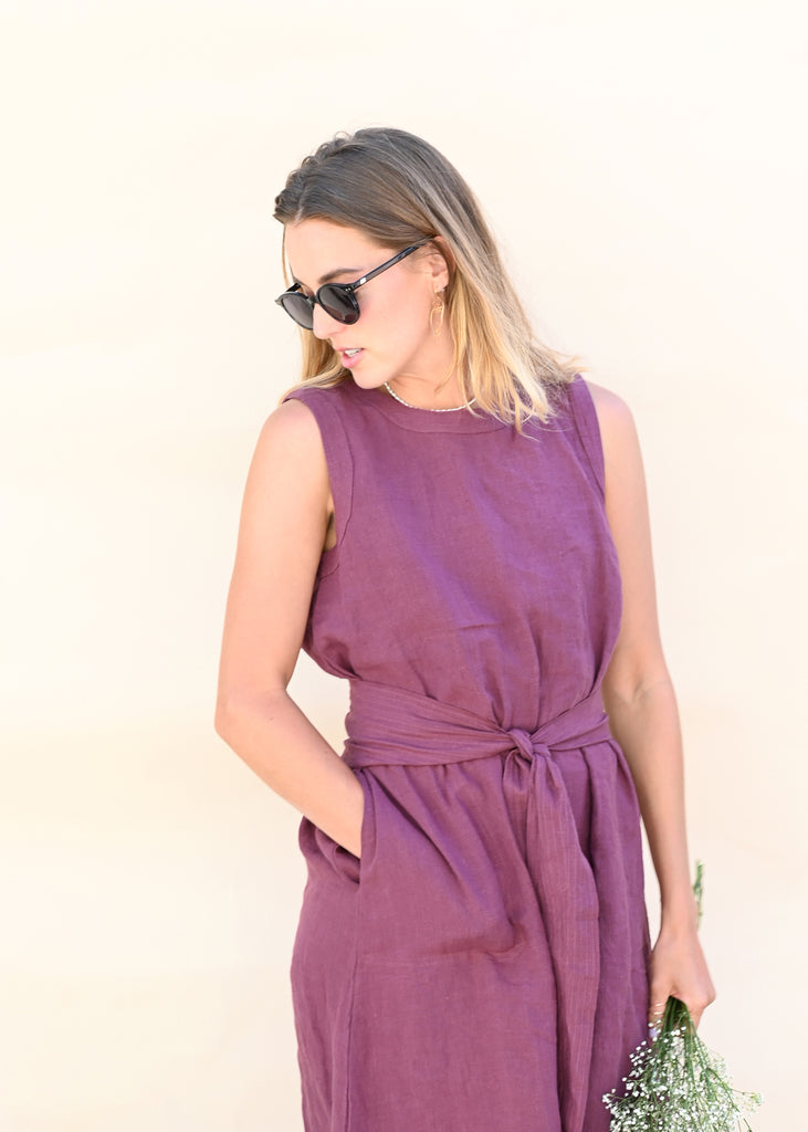 St. Clair Midi Dress - cara cara