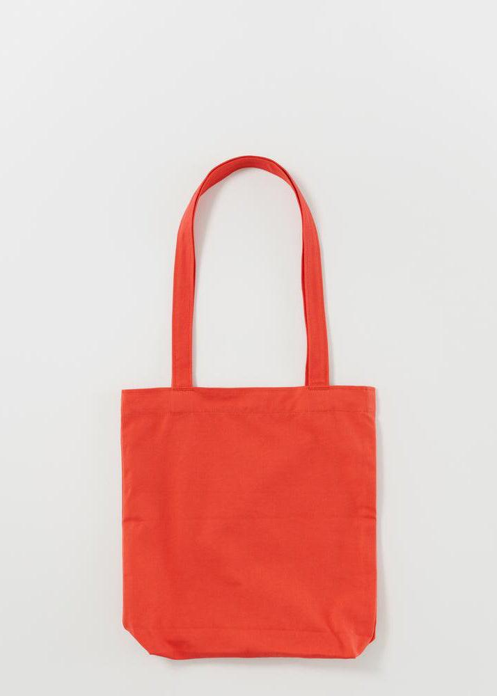 Mini Merch Tote - Warm Red - cara cara
