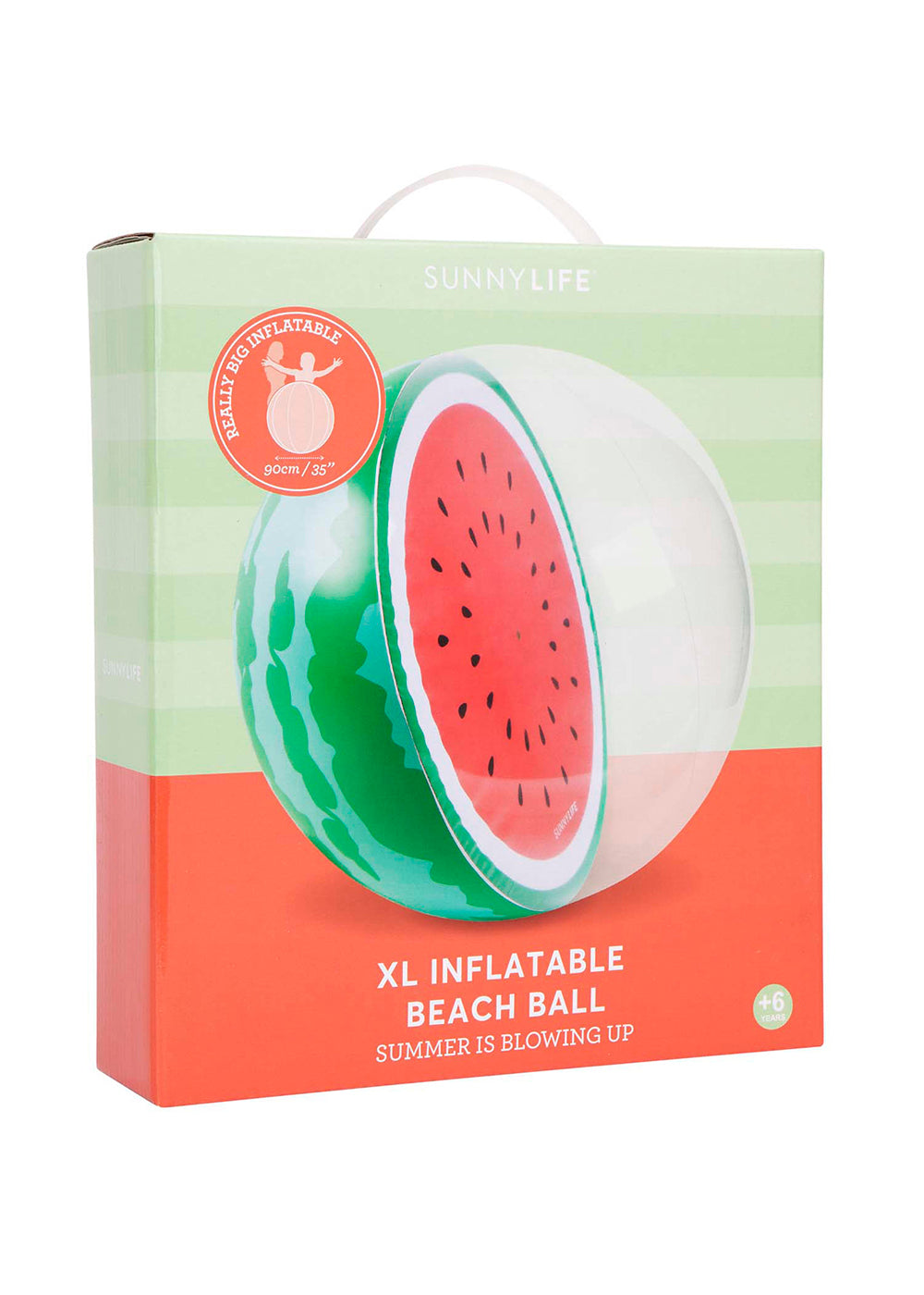 XL Inflatable Beach Ball Watermelon