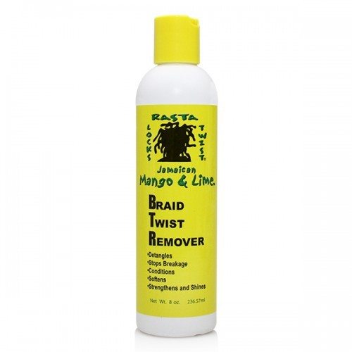 Jamaican Mango & Lime - Braid Twist Remover 8 oz