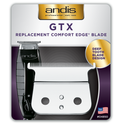 Andis Professional GTX Replacement Comfort Edge Blade