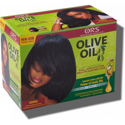 ORS Olive Oil- Full Application No-Lye Hair Relaxer