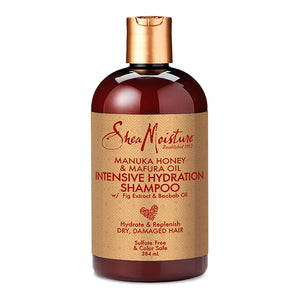 Shea Moisture Manuka Honey & Mafura Oil- Intensive Hydration Shampoo 13oz
