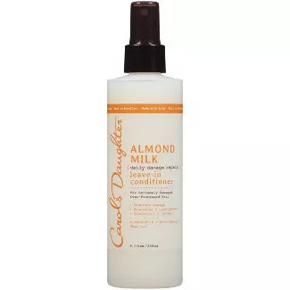 Carol's Daughter Almond Milk- Leave In Conditioner 8 oz.
