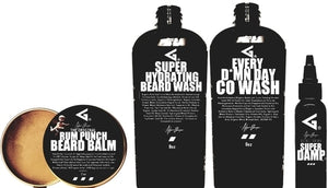G For Men- Super Hydrating Beard Wash 8oz