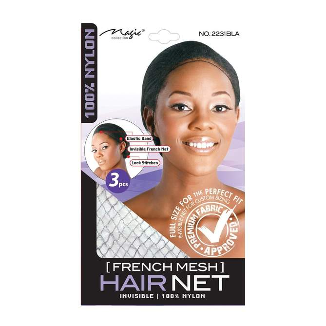Magic Collection- French Mesh Hair Net