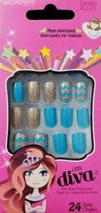 Broadway Nails- Little Diva Press On Nails