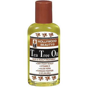 Hollywood Beauty Essential Oils- Tea Tree 2 oz