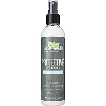 Taliah Waajid Black Earth Protective Mist Bodifier Therapeutic Formula 8oz