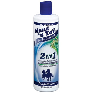 Mane 'N Tail- 2 In 1 Shampoo & Conditioner 12oz