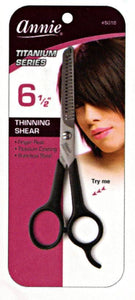 Annie Titanium Series Thinning Shears