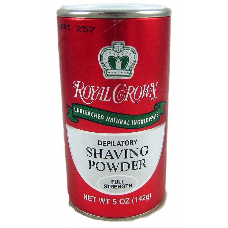 Royal Crown- Shaving Powder Full Strength 5oz