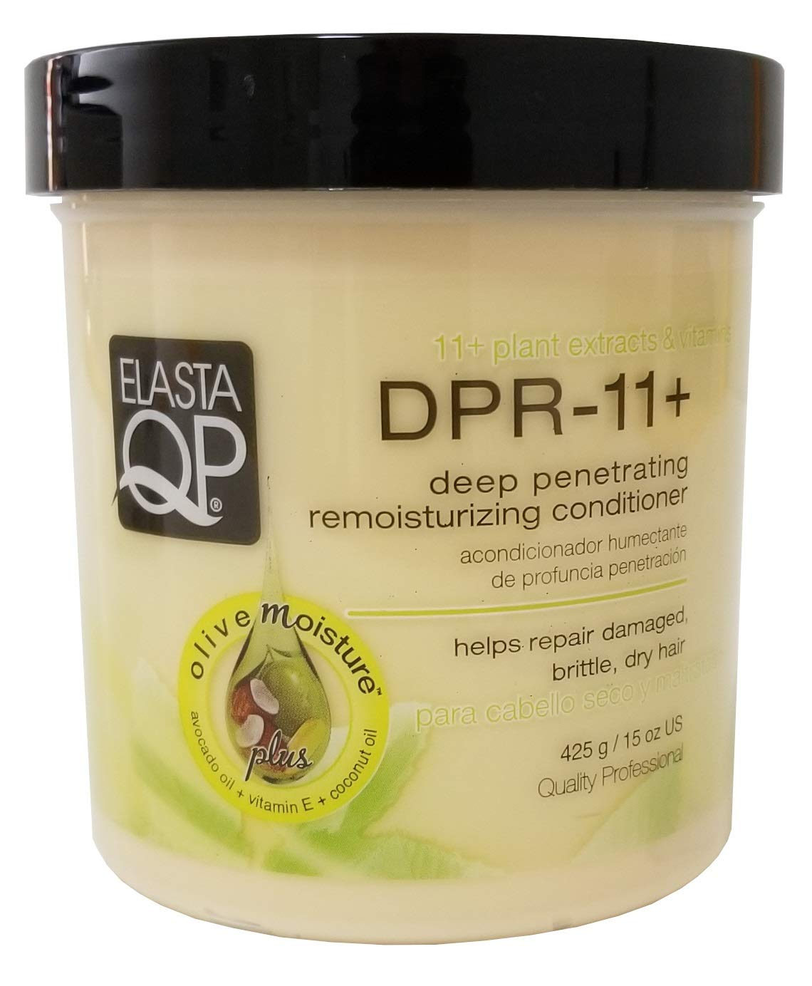Elasta QP- Deep Penetrating Remoisturizing Conditioner 15oz