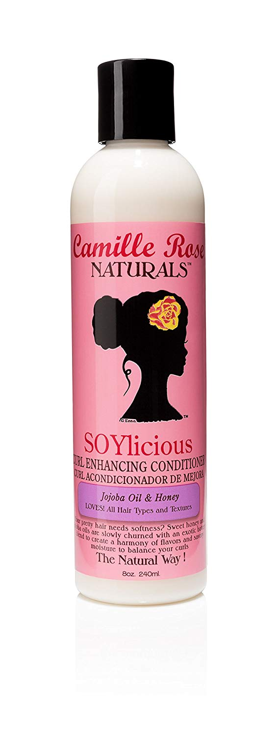 Camille Rose- Soylicious Curl Enhancing Conditioner 8 oz