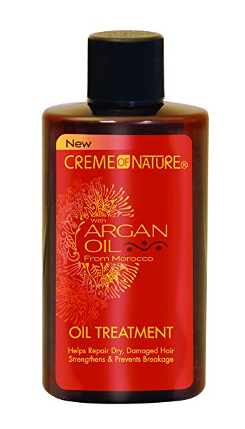 Creme Of Nature with Argan Oil Treatment 3 oz