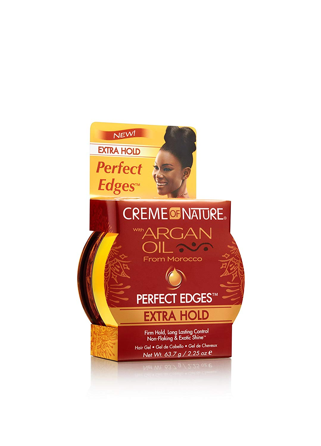Creme Of Nature with Argan Oil Perfect Edges Extra Hold 2.25 oz