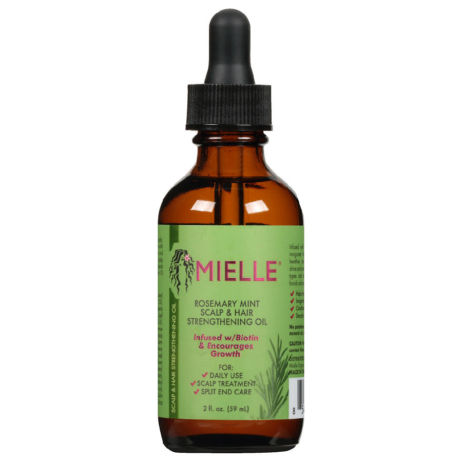Mielle Rosemary & Mint Strengthening Oil 2 oz