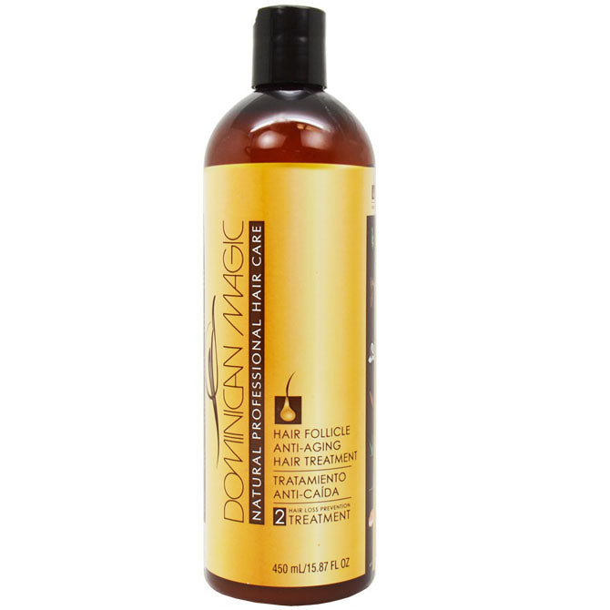 Dominican Magic Hair-Follicle Anti-Aging- Hair Treatment 15.87 oz