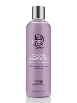 Design Essentials Agave & Lavender- Moisturizing & Detangling Conditioner (Step 2) 12 oz