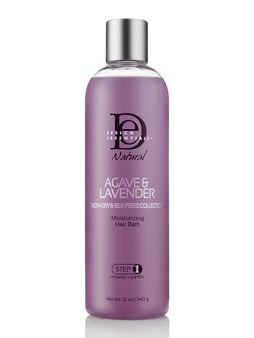 Design Essentials Agave & Lavender- Moisturizing Hair Bath (Step 1) 12 oz