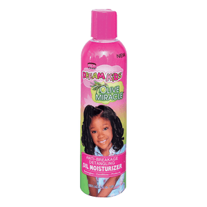 African Pride- Dream Kids Olive Miracle  Anti-Breakage Detangling Oil Moisturizer 9 oz