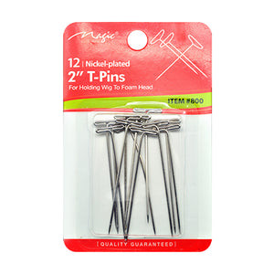 Magic Collection- T-Pins 12ct