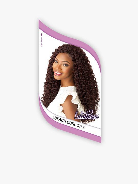 Sensationnel Lulutress- Beach Curl