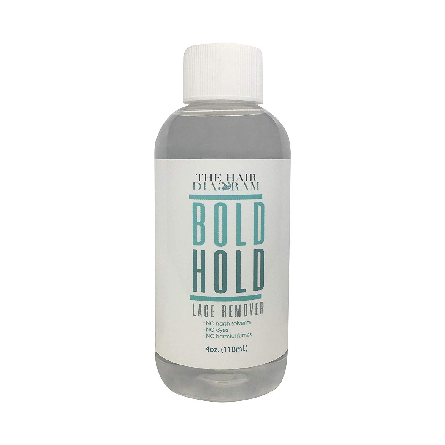 Bold Hold- Lace Remover 4oz