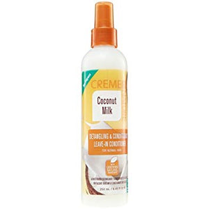 Creme Of Nature Coconut Milk Detangling & Conditioning Leave In Conditioner 8.45oz