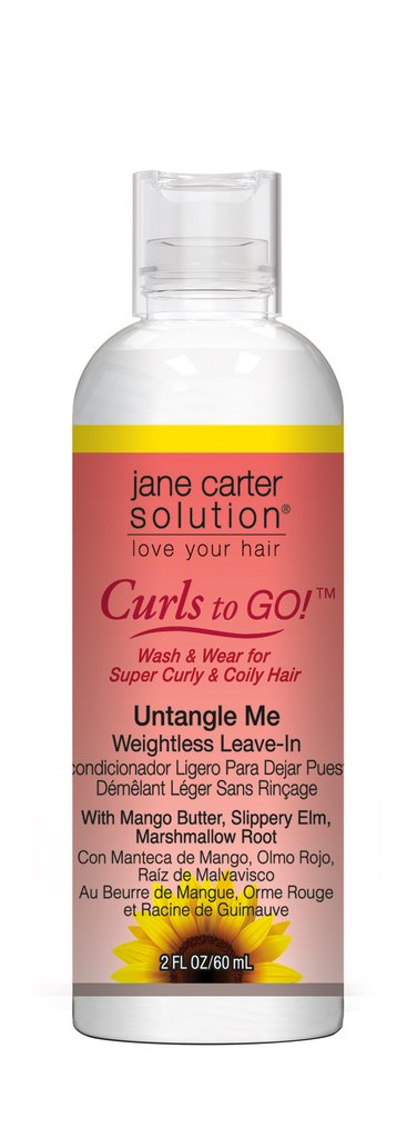 Jane Carter Solution Curls to Go- Untangle Me 8oz