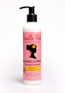 Camille Rose- Caramel Cowash Cleansing Conditioner 8 oz