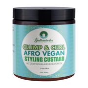 Soultanicals- Clump & Curl Afro Vegan Styling Custard 8 oz